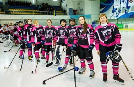 Харків'янки тепер гратимуть в збірній України з хокею