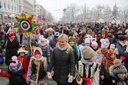 Світлична приєдналася до учасників та гостей Вертеп-фесту (ФОТО)