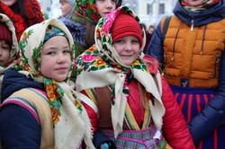 В Харкові колядувало близько 60 вертепних колективів