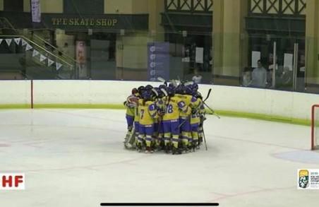Харківські хокеїстки в складі національної збірної здобули перемогу
