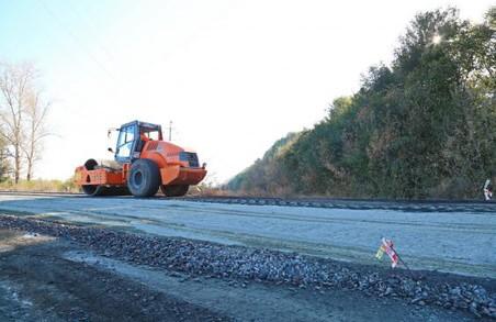 Роботи на харківській трасі Мерефа – Лозова – Павлоград розпочнеться у березні