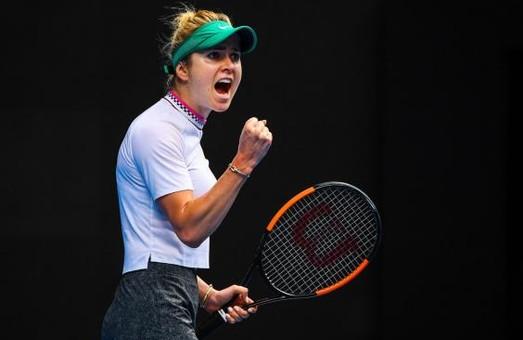 Харківська тенісистка пройшла в третій раунд міжнародного турніру
