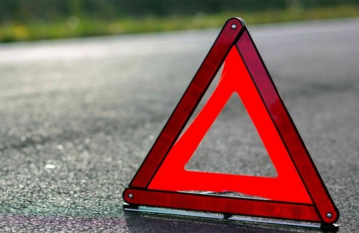 На Харківщині внаслідок ДТП постраждали дві людини