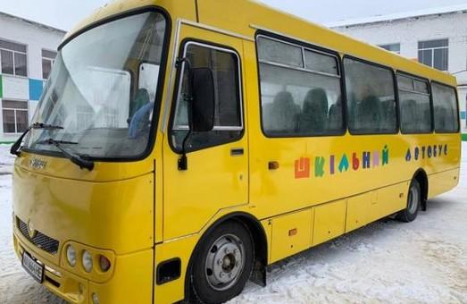 До шкіл Нової Водолаги дітей возитиме новий автобус