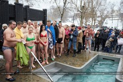 Свято Водохреща у Харкові (Фоторепортаж)