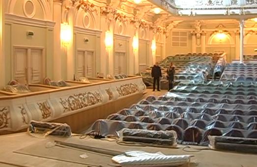 Харківська обласна філармонія скоро відкриється