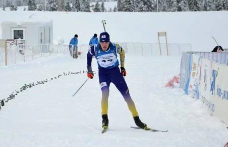 Тепер до збірної команди України з біатлону входять харків'яни