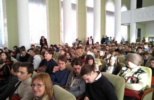 На Харківщині розпочався обласний етап олімпіад серед учнів