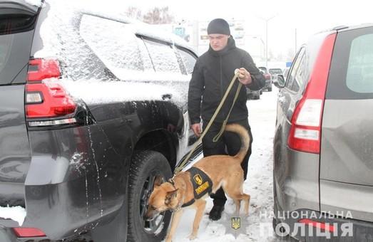На Харківщині тривають профілактичні заходи з відпрацювання території