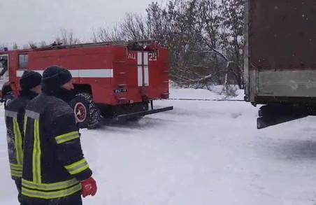 Складні погодні умови не залишать Харківщину