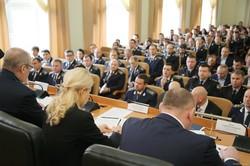 Світлична взяла участь у підсумковій нараді прокуратури Харківської області