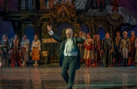 «Зимові фантазії»: на харківській сцені виступлять два народних артиста