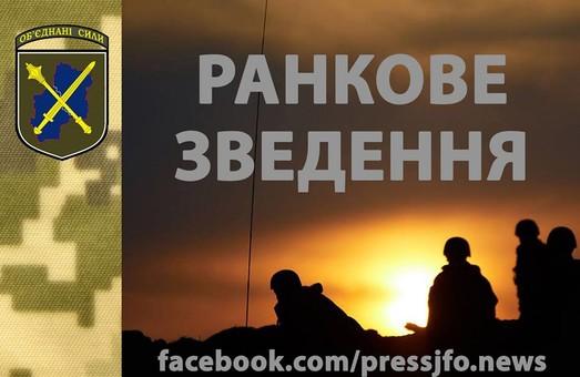 На Донбасі за добу загинув один українській військовий, ще четверо отримали поранення