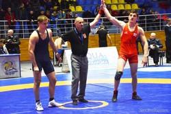 У Харкові  відбувся відкритий Всеукраїнський турнір з вільної боротьби