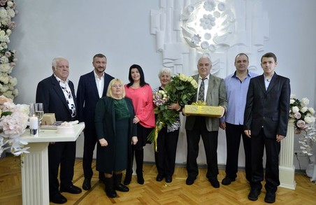 Павло Петренко провів у Харкові «Ювілейне весілля»