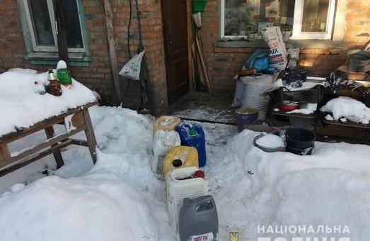 На Харківщині поліцейські викрили чоловіка у шахрайстві