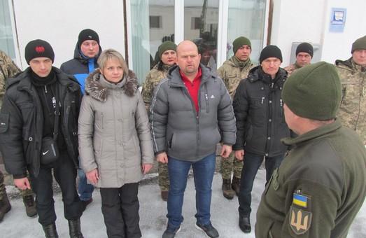 У січні Харківщина направила до війська близько 200 контрактників