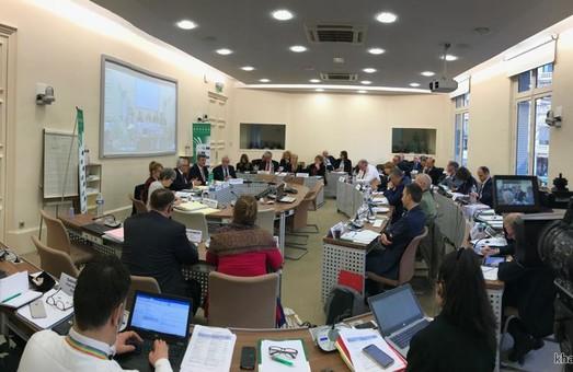 Світлична: На засіданні Бюро Конгресу регіональних влад Європи говоримо про прозорість політичних процесів під час виборів