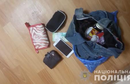 Харківські поліцейські затримали грабіжників
