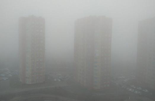 Харків'ян попередили про небезпеку туманів