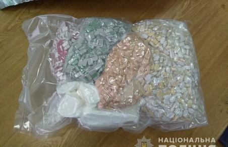 На Харківщині вилучили наркотики на 2,5 мільйони гривень (фото)