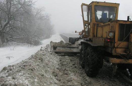 На Харківщині вже забезпечений проїзд дорогами державного значення (фото)