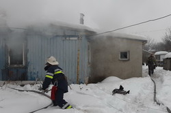На Харківщині внаслідок пожежі загинуло двоє людей (фото)