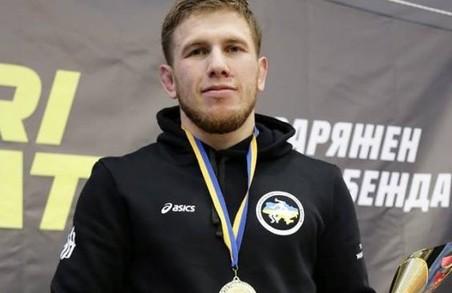 Харків'янин став чемпіоном України з боротьби