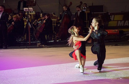 Музиканти симфонічного оркестру і фігуристи разом вийдуть на лід в унікальному проекті «Ice Symphony - Симфонія льоду»