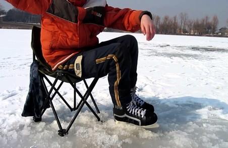 """Рятувальники попереджають харків'ян про """"крижану"""" небезпеку"""