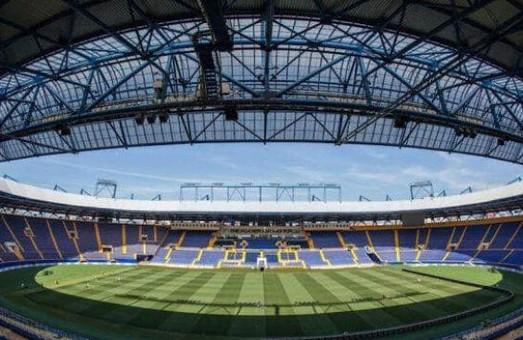 На Харківщині вже закінчили готуватися до матчу 1/16 Ліги Європи