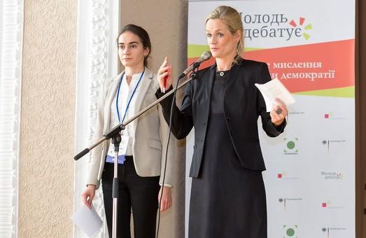 На фіналі проекту «Молодь дебатує» у Харкові школярі обговорять насильство у відеоіграх та електронне голосування