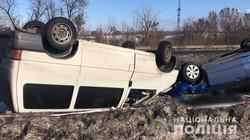 На Харківщині сталася жахлива ДТП, одна людина загинула (фото,відео)