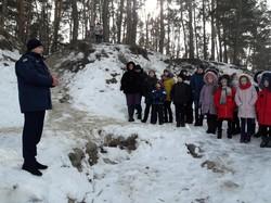 Харків'ян вчили, як правильно поводитись на кризі (ФОТО)