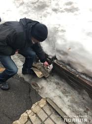 В Харкові був викритий наркозбувач, який ховав наркотики в бетоні