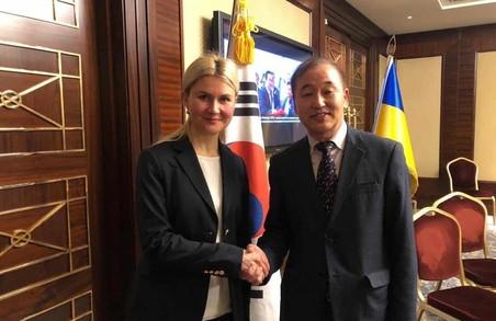 Торгові відносини між Харківщиною та Південною Кореєю розвиваються – Світлична