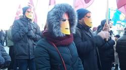 Відставка мера та повернення старих тарифів: чого харків'яни вимагали під час маршу (ФОТО)