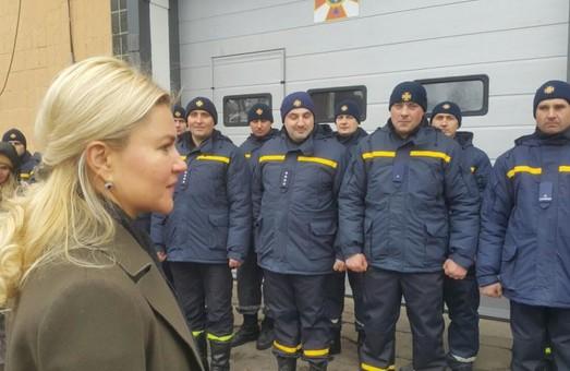 Держава нарешті стала надавати підтримку харківським рятувальникам – Світлична