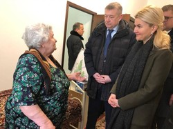 На Харківщині 12 родинам ВПО були надані квартири