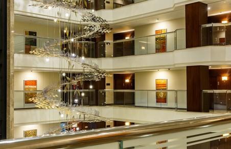 Luxury-готель Ярославського Kharkiv Palace 5 * отримав міжнародне визнання в двох номінаціях «International Hospitality Awards»