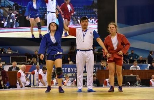 Харківські самбісти здобули медалі в Білорусі