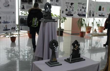 На Харківщині обирають проекти пам'ятника Захисникам України