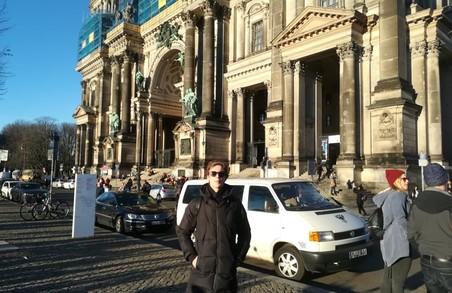 Харківський артист став переможцем міжнародного конкурсу в Берліні