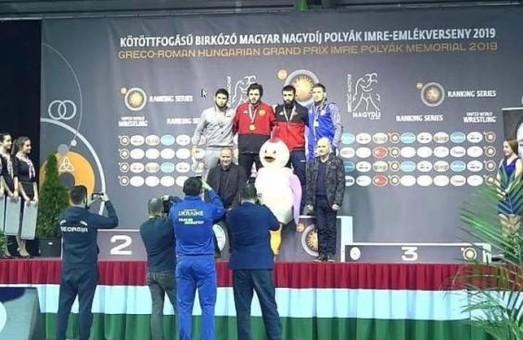 Харківський борець здобув «бронзу» в Угорщині