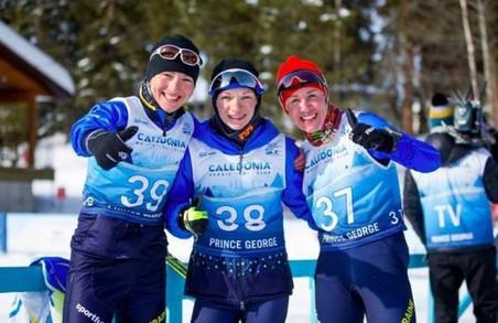 Харківські паралімпійці здобули 15 медалей в Канаді