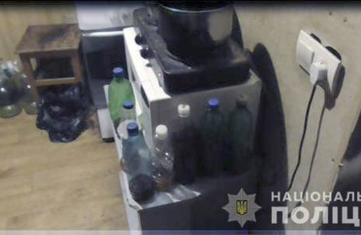 На Харківщині був ліквідований наркопритон