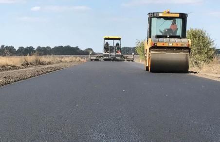 Світлична: Ми направляємо всі можливі ресурси на ремонт доріг у області