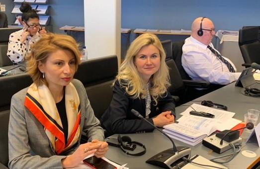 Світлична заявила про активізацію економічних зв`язків між українськими та європейськими регіонами