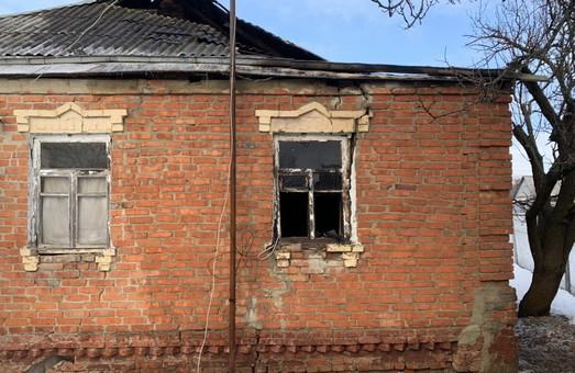 Під Харковом внаслідок пожежі загинув 57-річний чоловік