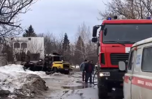 У Харкові внаслідок вибуху газового балону загинув комунальник